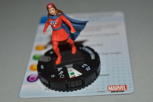 Miss America Rare 039 Marvel Heroclix Nick Fury Agent of S.H.I.E.L.D