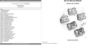 Details about Cummins Signature ISX 435ST TECH Service Repair Manual CM870  CM871 3666239 CD
