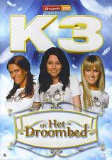 K3 : K3 en Het Droombed (DVD)