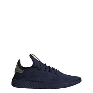 Details about adidas Mens PW TENNIS HU NavyNavyWhite B41807