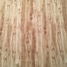 100% cotton -Timeless Treasures - Quilting - Wood Grain (Light)