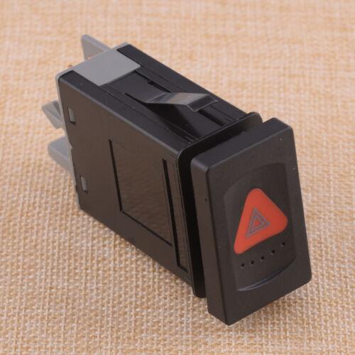 Advertencia De Peligro Flasher Interruptor De Luz De Emergencia apto para VW Passat 96-05 3B0953235D