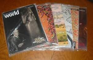 Zeitschrift-Saudi-Aramco-World-in-Englisch-2014-6-Exemplare