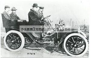 VOITURE-ROSSEL-1904-Foto-Photograph-Photo-Auto-Fotografie-Automobil-Oldtimer