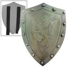 Rampant Lion Bravery Medieval Battle Foam Costume Pretend Play Shield
