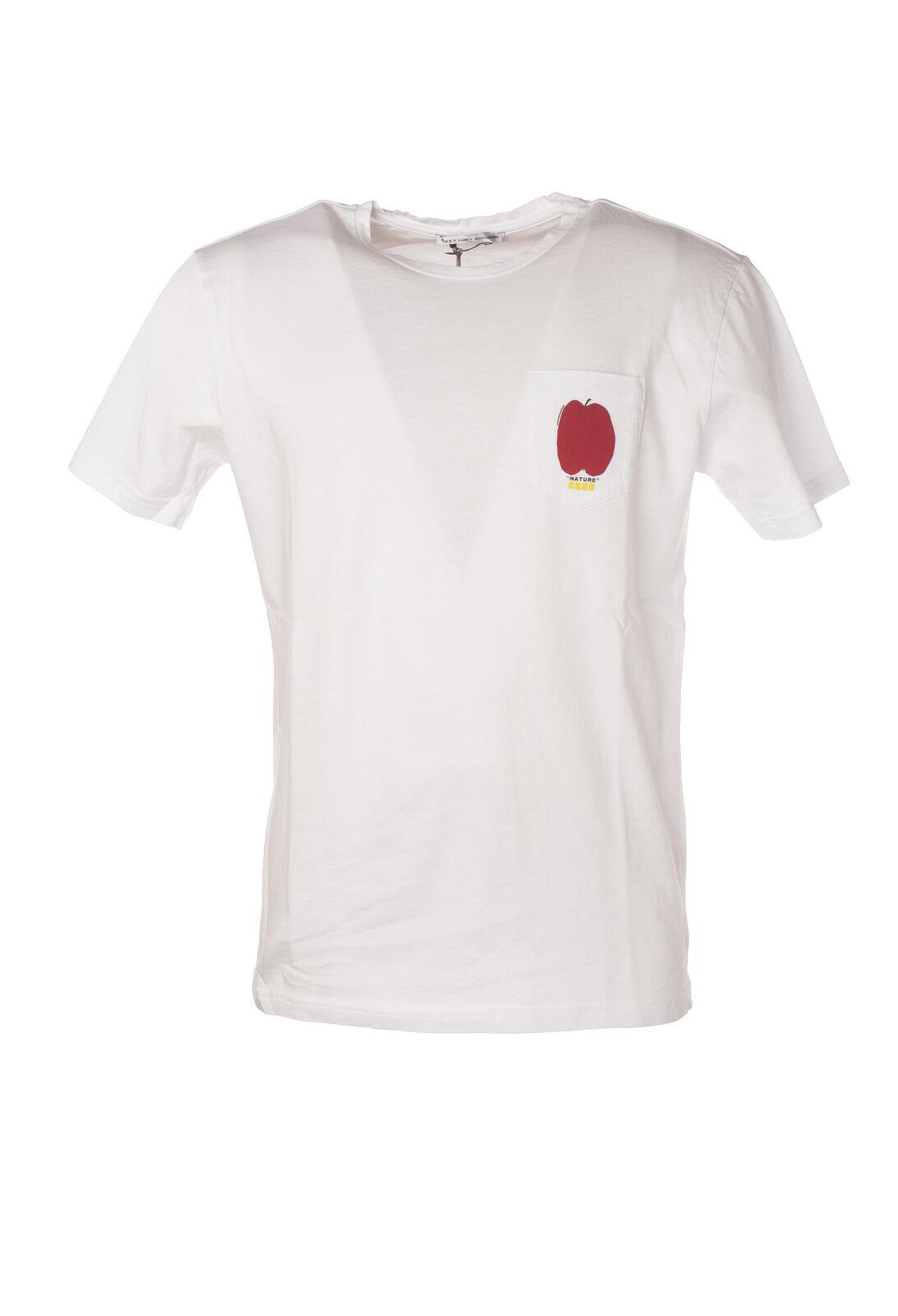 Daniele Alessandrini - Topwear-T-shirts - Man - White - 5905509C190759