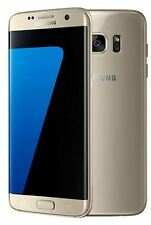 """New Imported Samsung Galaxy S7 Edge Duos Dual 4G LTE 32GB  4GB 5.5"""" 12MP Gold"""