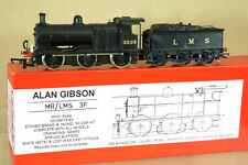 ALAN GIBSON KIT BUILT LNER LMS Ex MR BR 0-6-0 CLASS 3F LOCO 3259 BOXED ng