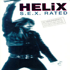 Helix: S.E.X. Rated (2001, DVD NIEUW)