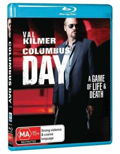 1 of 1 - Columbus Day (Blu-ray, 2009) ACTION [REGION B] NEW/SEALED