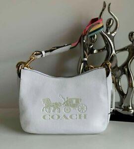 Coach-Jes-Leather-Hobo-Shoulder-bag-white