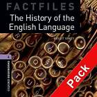 The Oxford Bookworms Library Factfiles: Level 4: the History of the English Language Audio CD Pack: 1400 Headwords by Brigit Viney (Mixed media product, 2008)