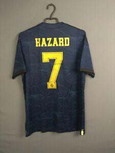 Hazard Real Madrid Jersey 2019 Away MEDIUM Shirt Camiseta Adidas FJ3151 ig93