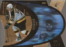 RAY BOURQUE 1997-98 Upper Deck SPx Gold Die-Cut Boston Bruins Hologram HOF RARE