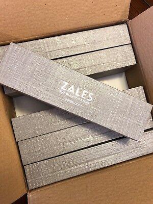 Zales Clamshell Ring Jewelry Gift Box The Diamond Store