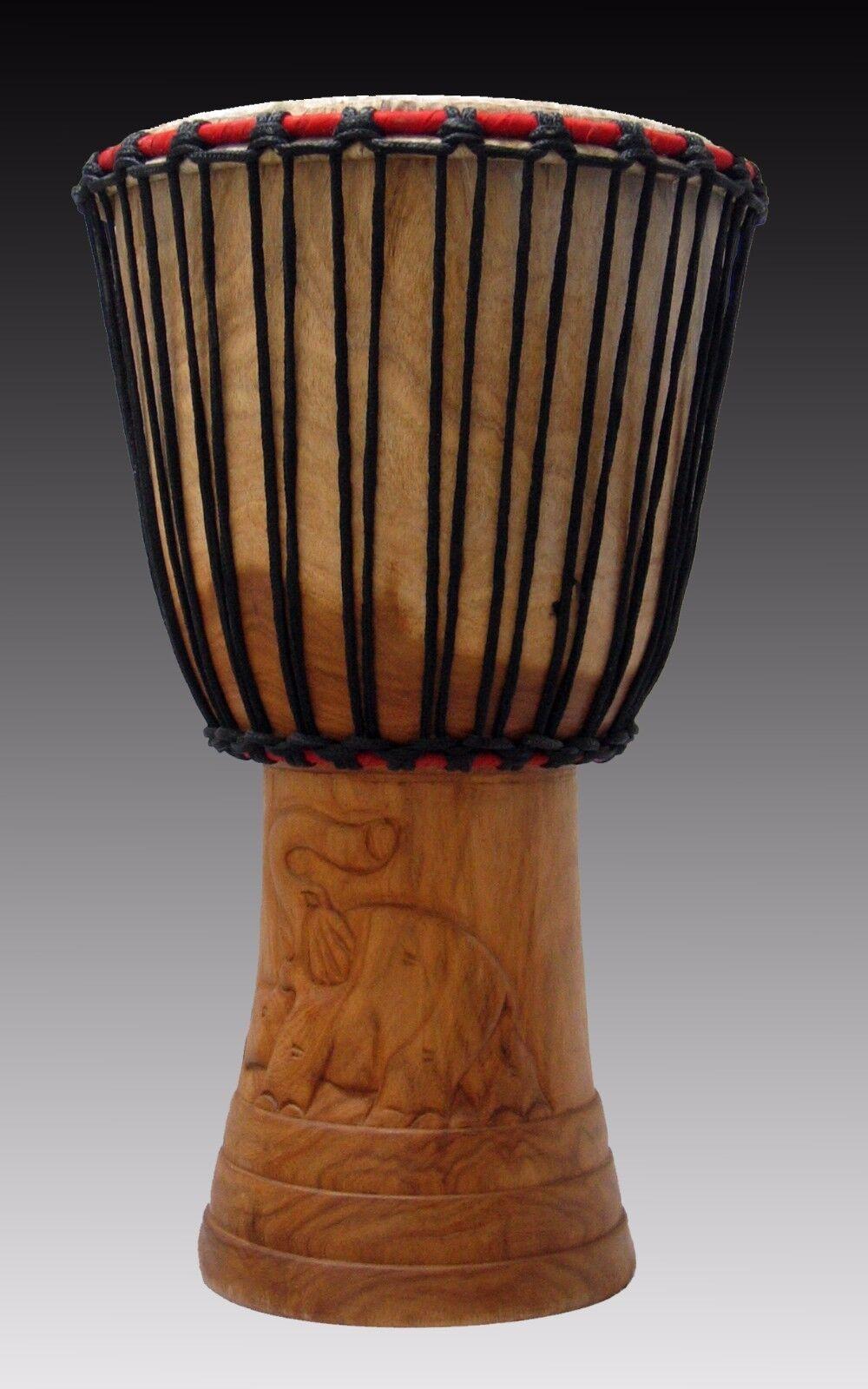 14  Djembe - Ozi Ozaa Pro Series Djembe Hand Crafted in Ghana