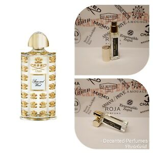 Creed Spice And Wood 17ml Extract Based Eau De Parfum Luxury