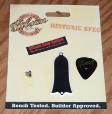 Gibson Historic 1961 Truss Rod Cover Les Paul Reissue 2-Ply w//Bonus Genuine