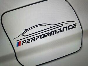 BMW-M-Performance-Aufkleber-Schwarz-NEU