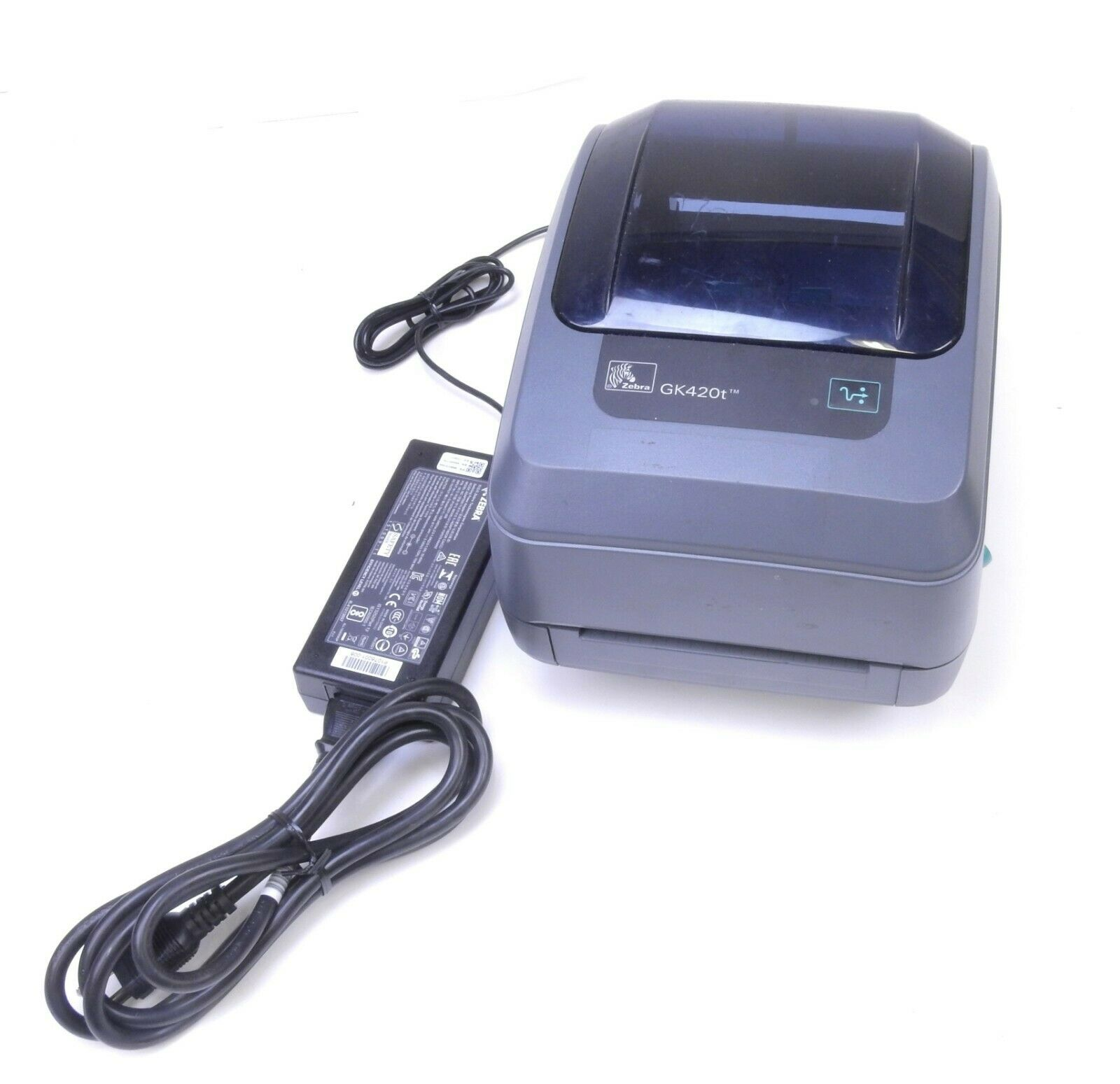 Zebra GK420t Thermal Transfer Label Desktop Printer