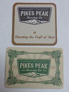 2 Cool Bière dessous de Verre ~ Pikes Peak Brewing Co~ Monument-Colorado ~ 8WSn70av-09092555-681928885