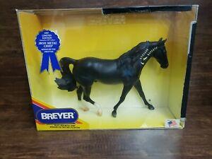 1997 Iron Metal Chief Missouri Fox Trotter Breyer Horse Limited Edition