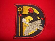 Vietnam War Patch US Air Force D Flight 13th Bombardment Squadron