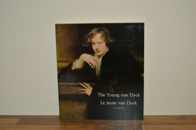 The Young van Dyck - Alan McNairn - P/B National Gallery of Canada 1980 (PW)
