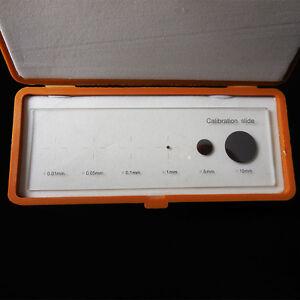 Microscope-Accessories-Microscope-Stage-Micrometer-Calibration-Slide