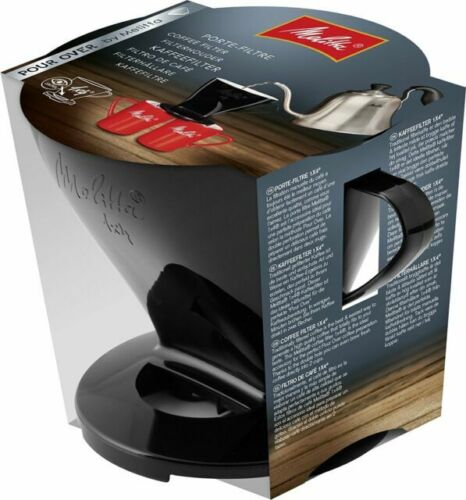 The heart of aromatic Pour Over Coffee 6761018 MELITTA COFFEE FILTER HOLDER 1X4