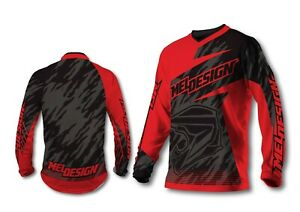 Maillot moto cross  meldesign TAILLE M mel5