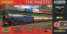 Hornby R1172 The Majestic With E-Link Dcc 00 Gauge Electric Train Set