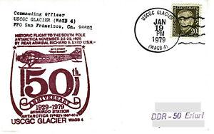 7 x Polarpost USA 1979 I