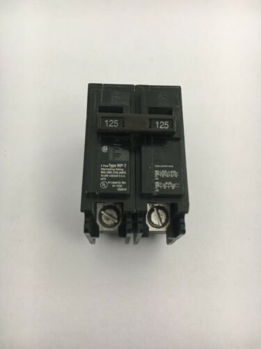 MURRAY MP2125 NEW IN BOX 2P 125A 240V BREAKER SEE PICS SOLD INDIVIDUALLY