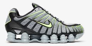 Nike Shox TL Wolf Grey Lime Blast AV3595 005 Release Date SBD