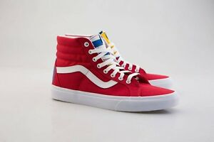 d7748505c00 Image is loading US-size-Vans-Men-SK8-Hi-Reissue-1966
