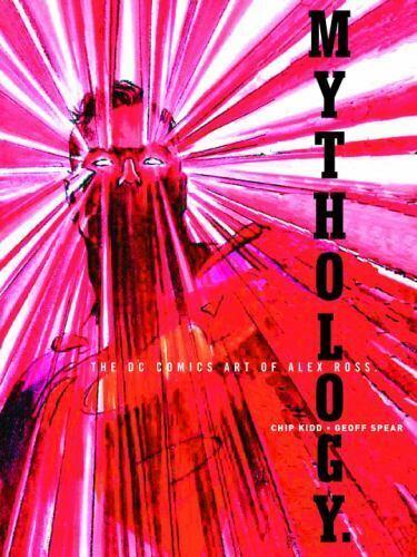 Mythology The DC Comics Art Of Alex Ross Pantheon Graphic Library  - $11.67