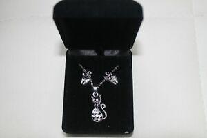 bijoux-rodier-collier-plus-boucles-d-039-oreille-chat