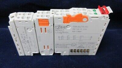 WAGO OUTPUT MODULE 750-502 24VDC 750502