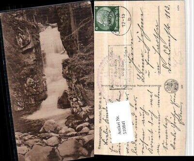 Begeistert 510841,poland Riesengebirge Hainfall Wasserfall B. Karpacz Krummhübel