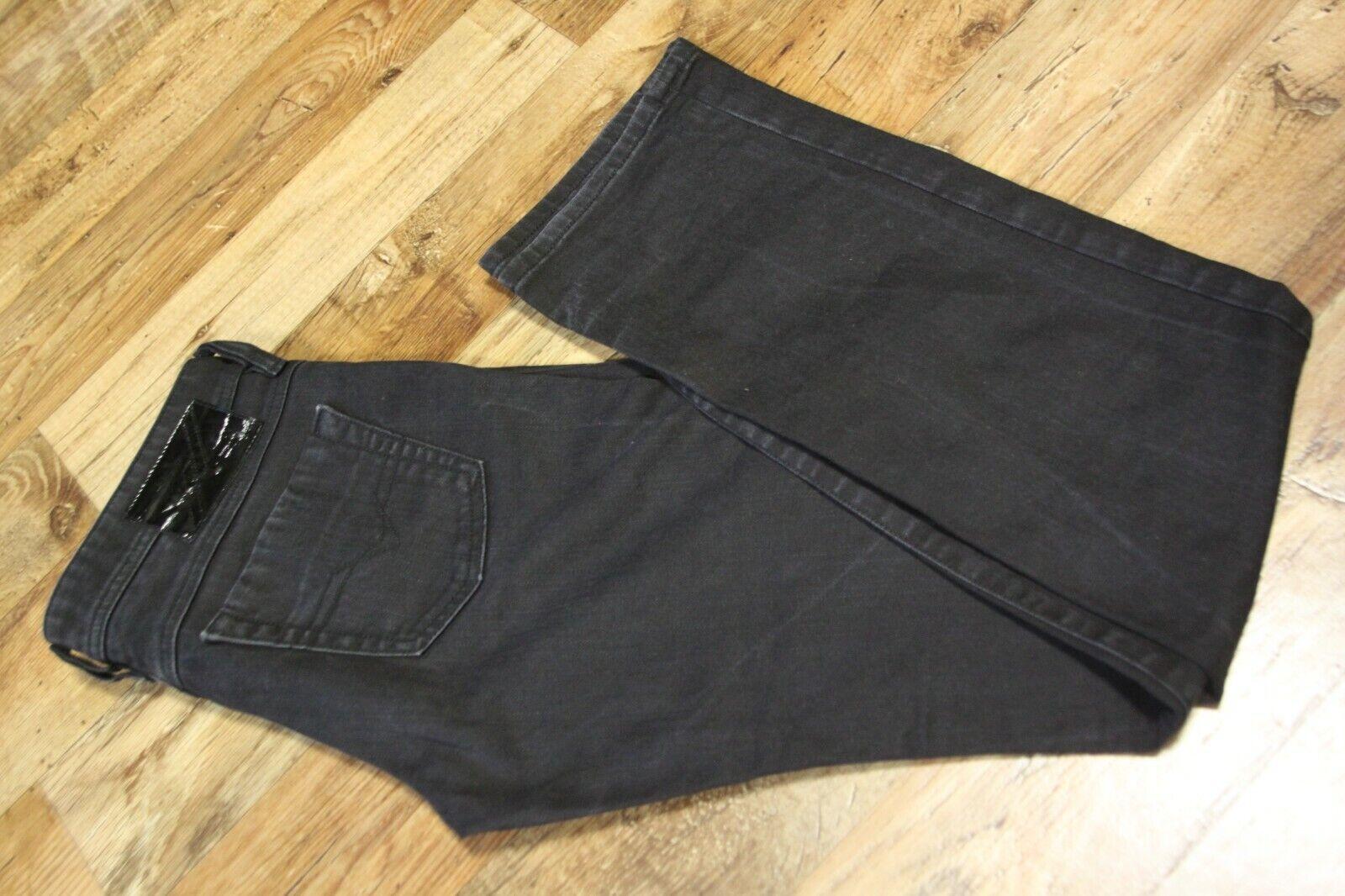 Ladies DIESEL RONHY 0088IE Stretch Straight Dark bluee Zip Fly Jeans W28 L32