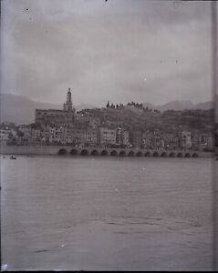 FRANCE-Menton-ca-1900-NEGATIF-Photo-Plaque-Verre-Stereo-VR7L3n11