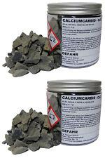 1 kg Karbid 7-15 mm Calciumcarbid Acetylen Gas Entwickler Karbit Carbid