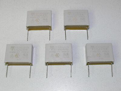 100 Ohm 250V 100nF X2 250V AC Vishay F1776-410 Funken Lösch Kondensator 0,1uF