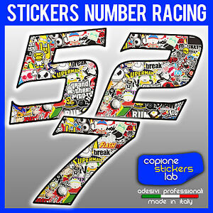 Adhesive-Shoe-Motorcycle-Auto-Racing-Sticker-Bomb-5-CM