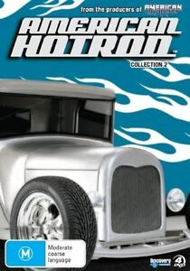 American-Hot-Rod-Collection-2-Discovery-Channel-DVD-NEW-amp-SEALED
