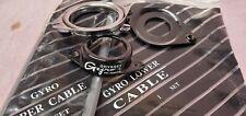 NOS BLACK GT BMX BICYCLE GYRO CAP BIKE PARTS 360