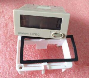 Omron H7EC-N Digital Total Counter Totalizer H7ECN OMRON