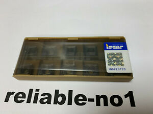 SDMT 1205PDR HQ-M IC328 ISCAR *** 10 INSERTS *** FACTORY PACK ***