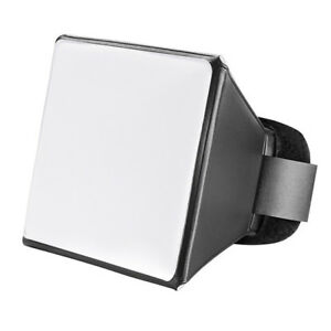 Universal Flashgun Diffuser Softbox for Canon Nikon Speedlite Flash Z